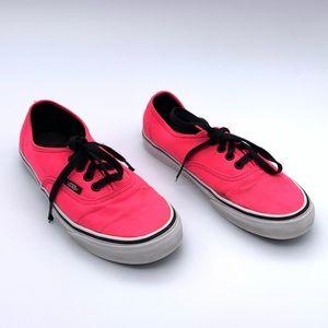 Hot Pink Vans Era Core Classic